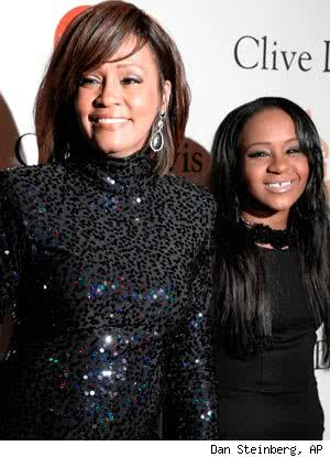 Whitney and Daughter