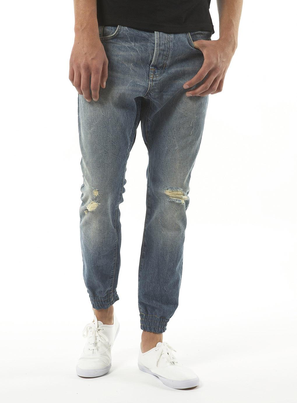 Mens Skinny Fit Jeans