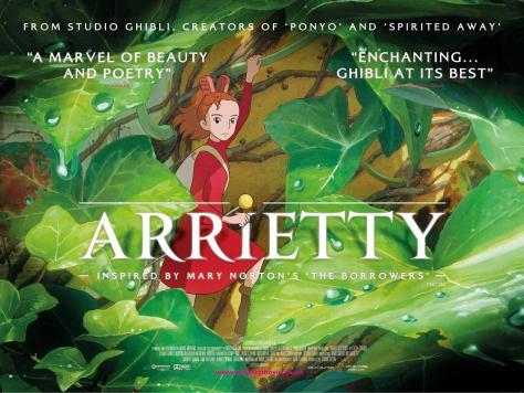 The Secret of Arriet $6.4 million
