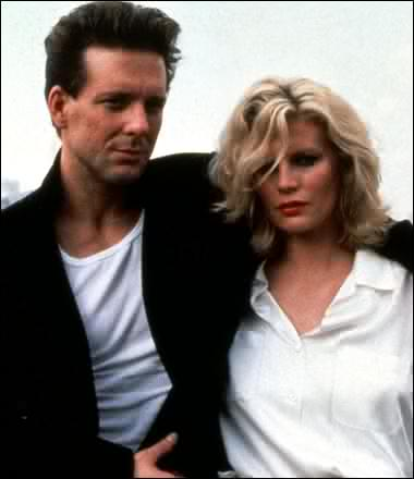 Mickey Rourke and Kim BassingerKIM