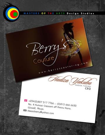 Berry's Couture