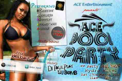 Ace Pool Party