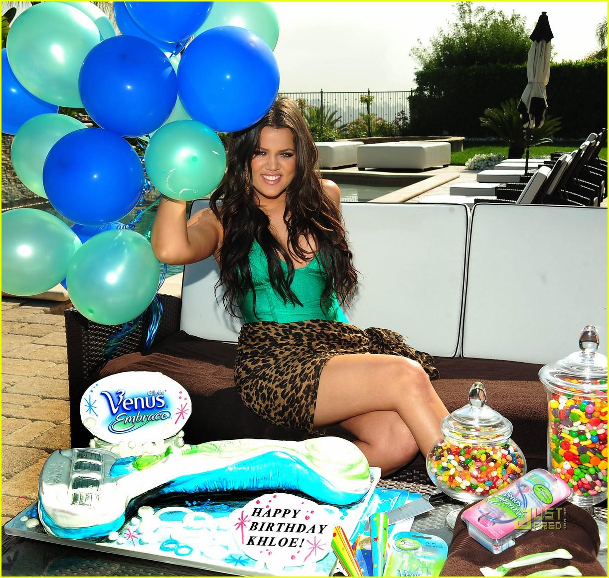 Happy Birthday Khloé Kardashian Odom
